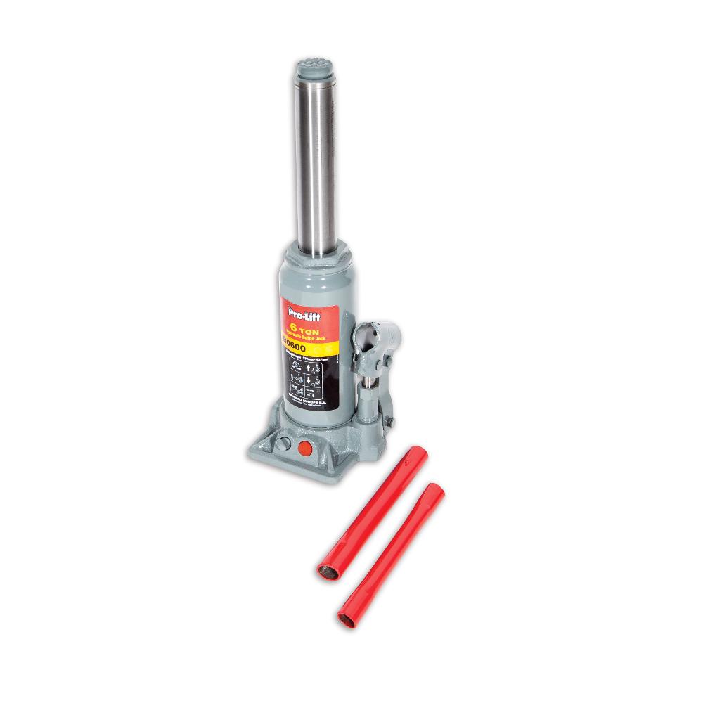 Bottle Jack 6 Ton Capacity. Pro-Lift. OM-B0600