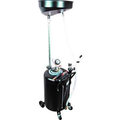 Oil Collecting Machine. Height Adjustable. 70L Capacity. OM-M3070