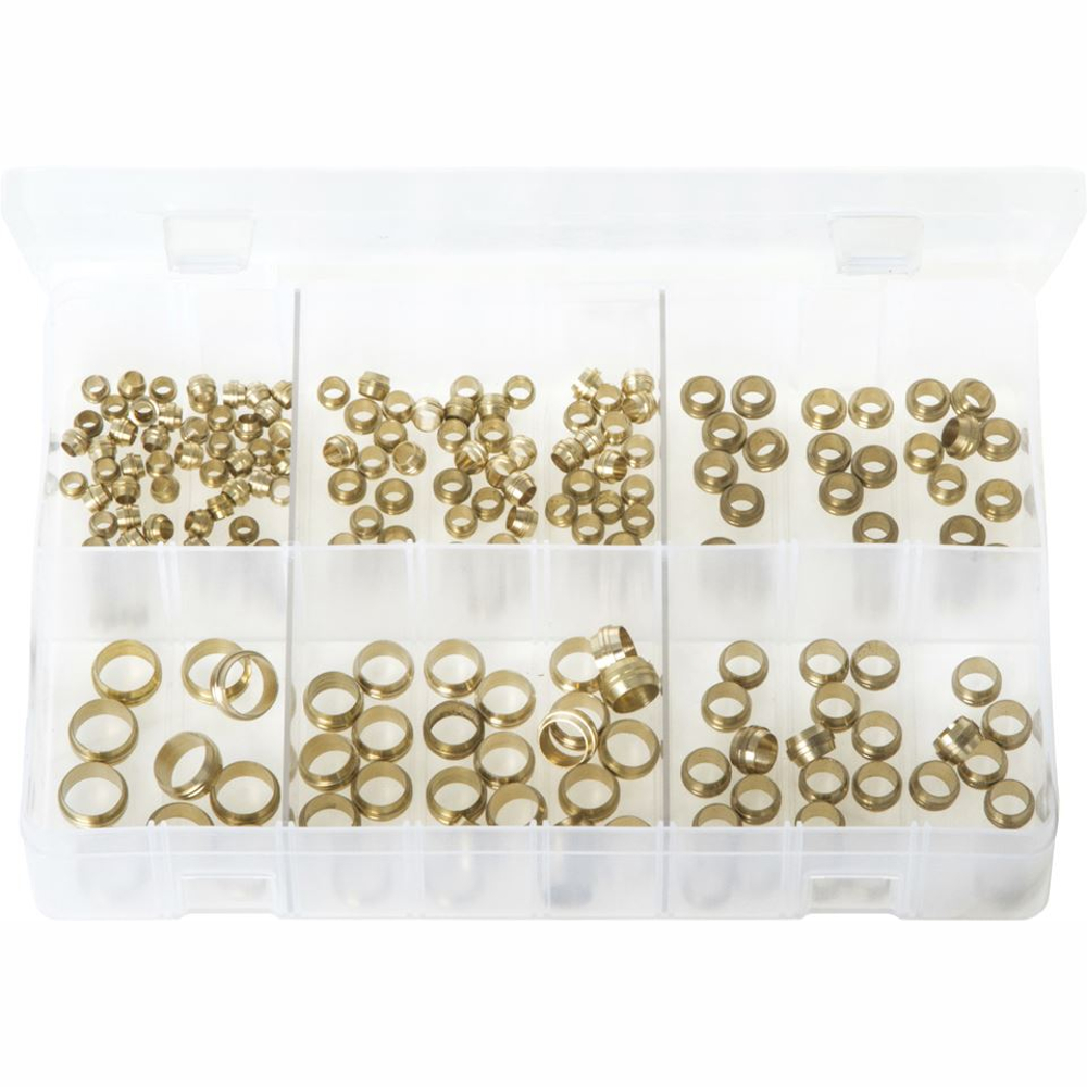 Olives Stepped - Metric. Box of 185 Pieces. AB111N