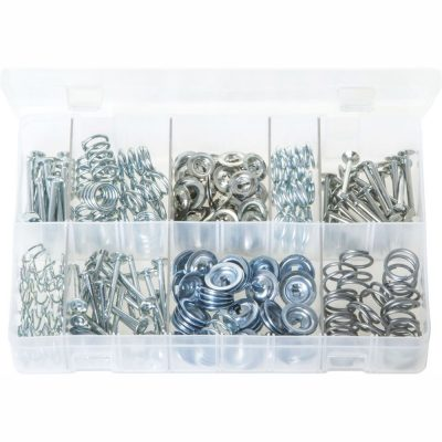 Brake Shoe Hold-Down Kit. Fits various vehicles. 200 Pieces. AB145N
