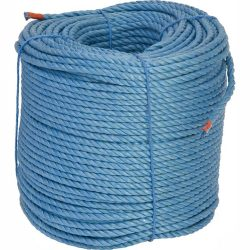 Rope - Load Securing. 220 Metre Long. 9.5mm Diameter. AC10