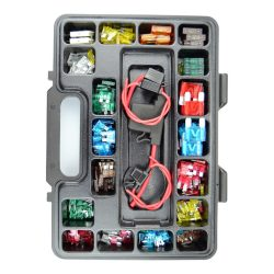 Fuse Kit Containing a wide range of blade fuses and holders 278pcs CMXFK