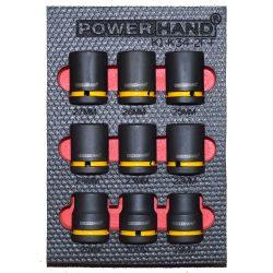 """3/4"""" Deep Impact Socket Set 10 Pieces. Supplied in EVA Foam. KI-K34-2"""
