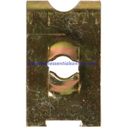 J-Nuts, Speed Fasteners. Zinc Plated Steel. Screw Size No.12(5.5mm). HJC3