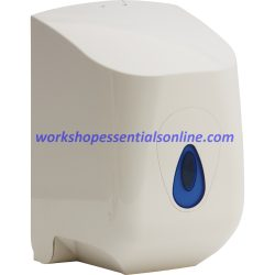 Dispenser Unit for Small Blue Paper Wipes VC559