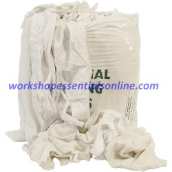 Industrial Wipes Standard White. 10Kg Bag VC668