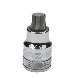 "3/8"" Drive Spline Super Stubby Bit Socket M4 BOXO SB32-M0439"