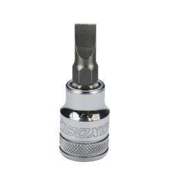 "3/8"" Drive Slotted Bit Socket SL5.5 BOXO 48mm Height SB32-SL5548"