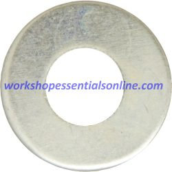 Washers Metric M10 Steel O/D 19.5mm, 1.9mm thickness BZP HFW90
