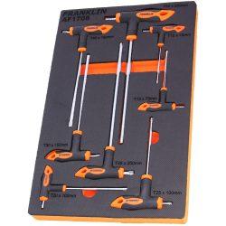 Torx Long T Handle Set 8 Pce Franklin AF1708
