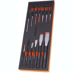 Punch & Chisel Set 13 Pce Franklin Tools AF1713