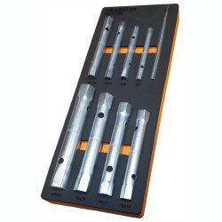 Tubular Box Spanner & T-Bar Set 8 Pce Franklin Tools AF2708
