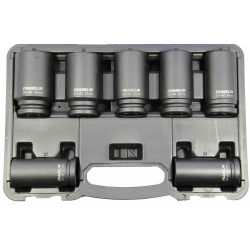 "3/4"" Drive Deep Impact Socket Set 7 Pcs 6 Point Franklin Tools TA807"