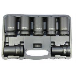 """1"""" Drive Deep Impact Socket Set 7 Pce Franklin Tools TA808"""