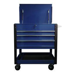 Tool Cart Blue - Diagnostic/Body Shop/Workshop 1020 x 890 x 425mm TTSC4BL