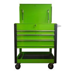 Tool Cart Green - Diagnostic/Body Shop/Workshop 1020 x 890 x 425mm TTSC4GR
