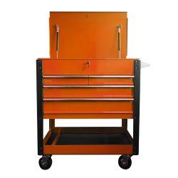 Tool Cart Orange - Diagnostic/Body Shop/Workshop 1020 x 890 x 425mm TTSC4OR