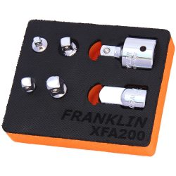 Converter Reducer Set 6 Pce Franklin Tools XFA200