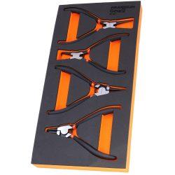 "Circlip Plier Set 7"" 4 Pce Franklin Tools GF407"