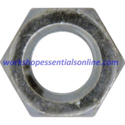 """UNF Full Nuts/Plain Nuts/Steel Nuts Zinc Plated 3/16"""" to 3/4"""""""