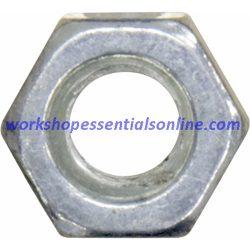 BA Full Nuts/Plain Nuts/Steel Nuts Zinc Plated 2BA, 4BA & 6BA