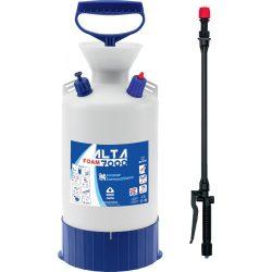 Foam Pressure Sprayer ALTA 6 Litre 3 x interchangeable nozzles CAN28