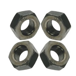 Metric Fine Full Nuts Self Colour M10 x 1.00 to M20 x 1.50 2 to 200 Pk Size