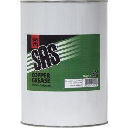 Copper Grease SAS 3Kg Tin SAS173