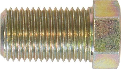 Workshop Essentials Online Brake Nuts 10 x 1 mm Long Male Pack of 50